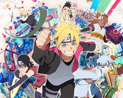 الحلقة 103 من انمي Boruto: Naruto Next Generations مترجم تحميل و مشاهدة