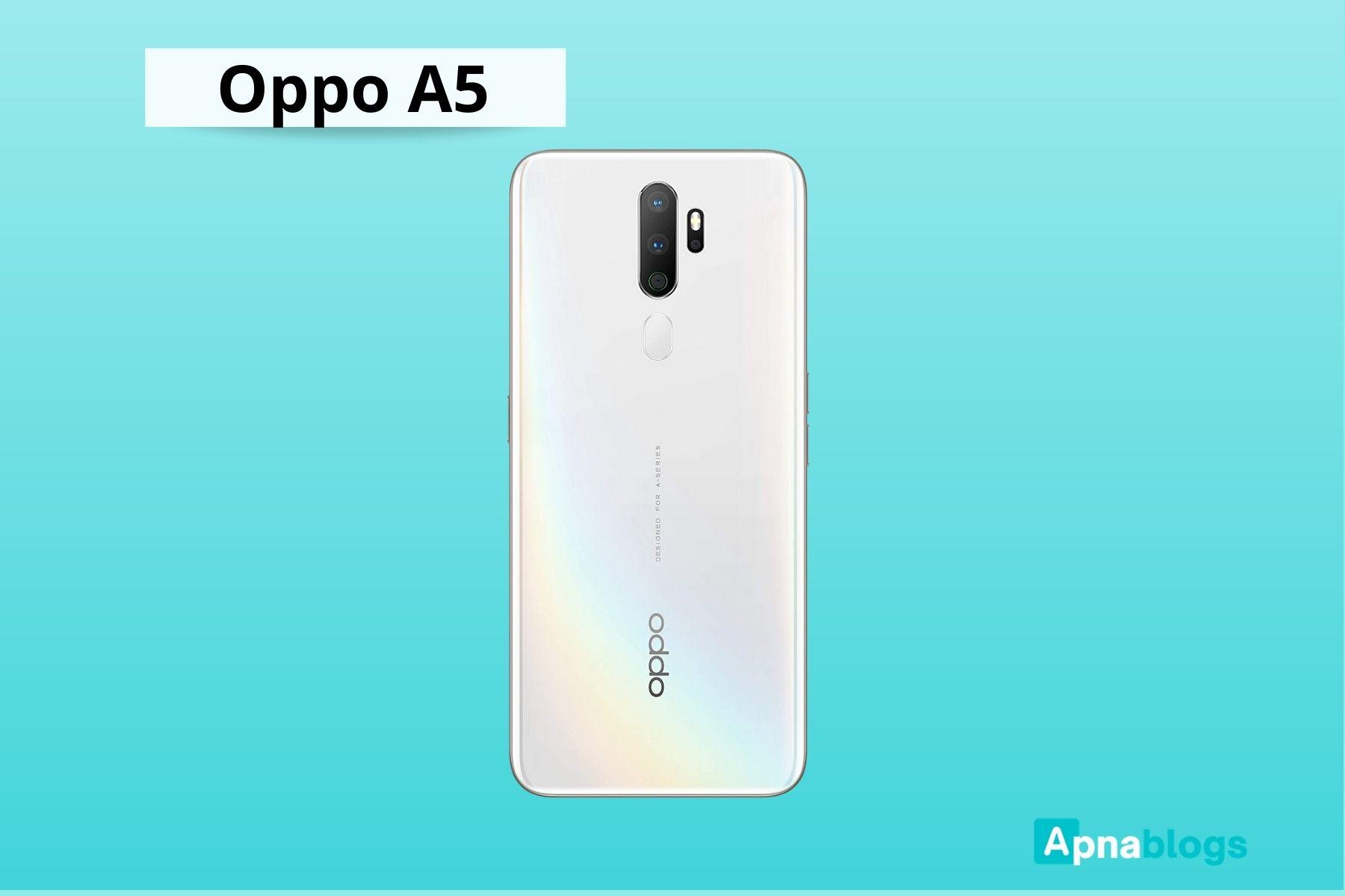 Oppo A5 2020