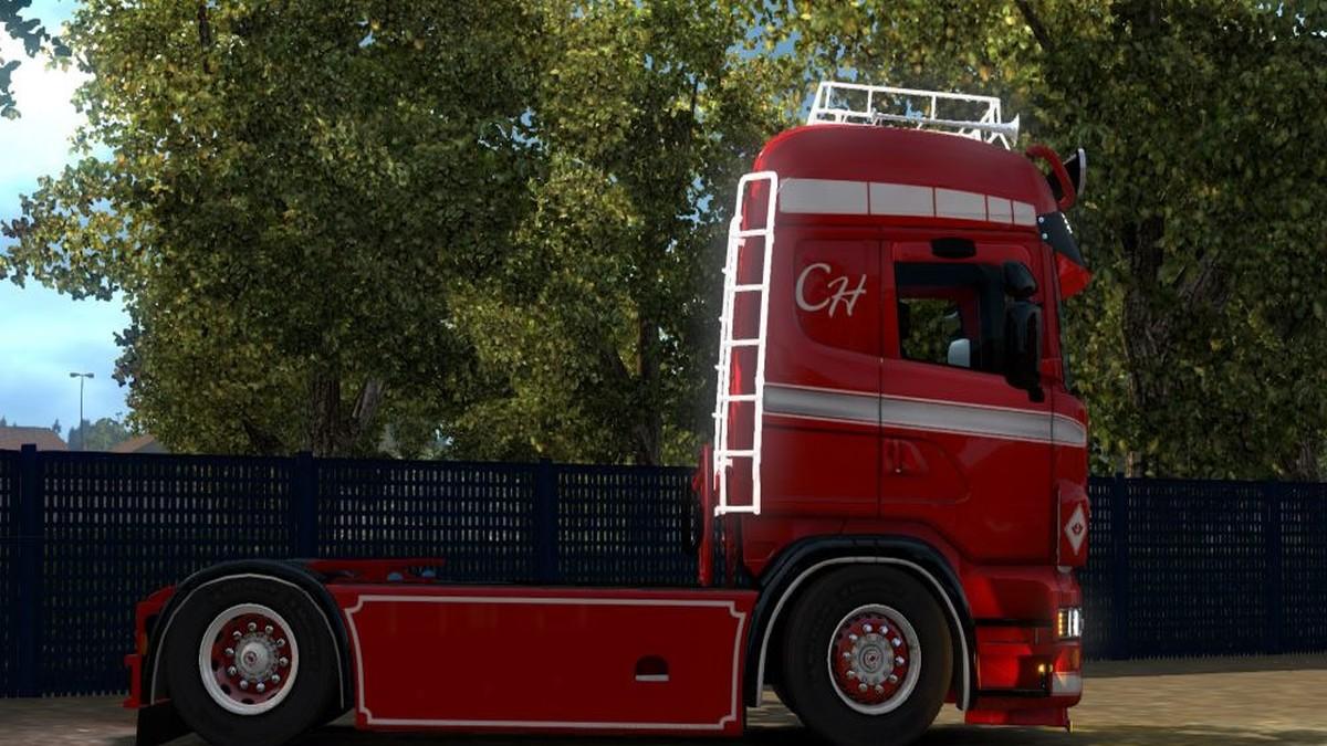 Scania RJL Hartmann Skin