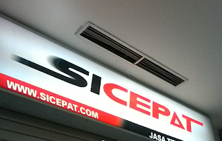 Alamat agen SiCepat Ekspres di Jakarta Pusat