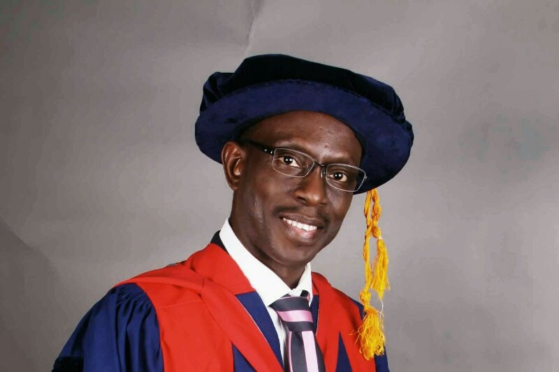 Vice Chancellor, Lagos State University, Prof Olanrewaju Fagbohun