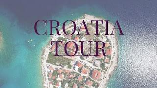 croatia+itinerary+travel