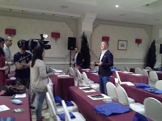 Sergi Verge Agente Inmobiliario Entrevistado por TVCyL