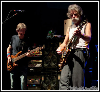 Phil Lesh and Bob Weir with Furthur