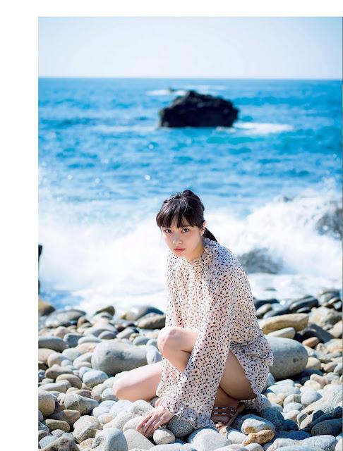 新川優愛 Shinkawa Yua FLASH March 2018 Photos