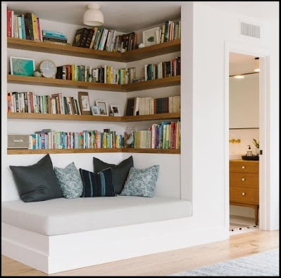 reading corner ideas for home