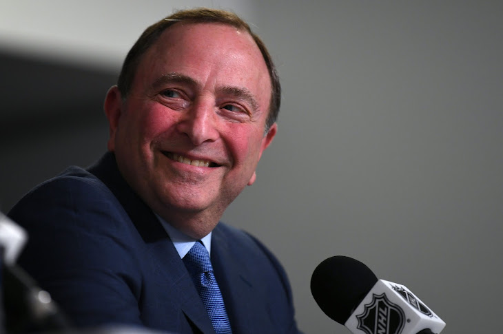 NHL Will Play More Games In Europe