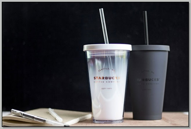 Starbucks Iced Coffee Tumbler