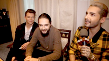 Video Tokio Hotel Interview Time Bridge Tv