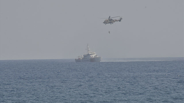 تركيا بالعربي - الدفاع التركية مناورات عاصفة المتوسط تتواصل بنجاح