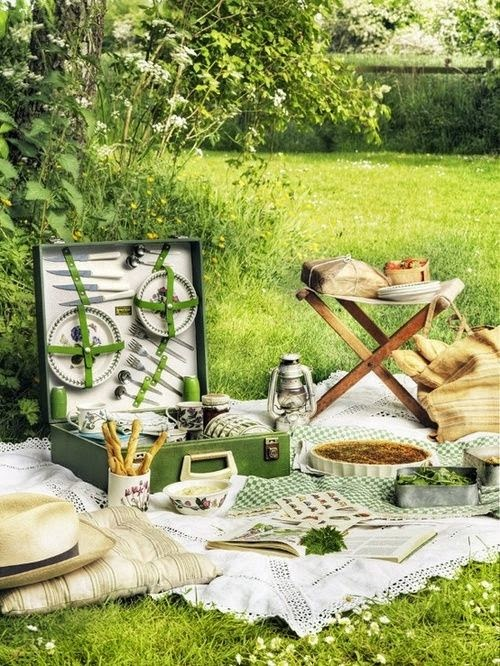 picnic in style