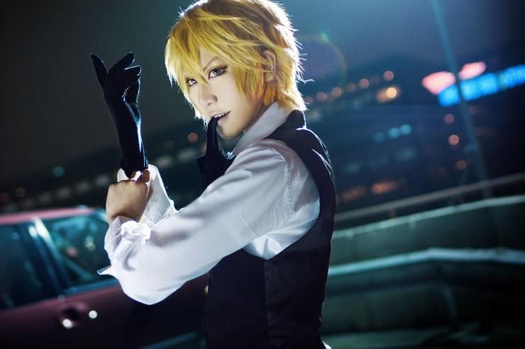 Shizuo Heiwajima (Durarara!!) Cosplay by Saffron Yeung