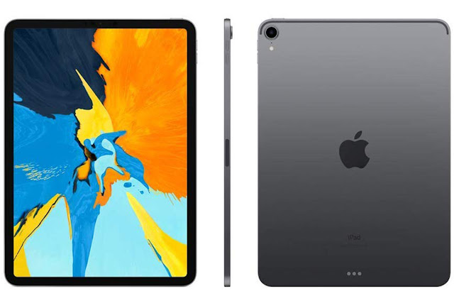 Apple launched new Ipad pro