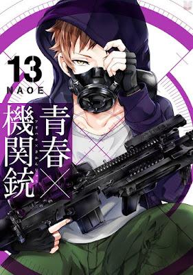 青春×機関銃 raw zip dl