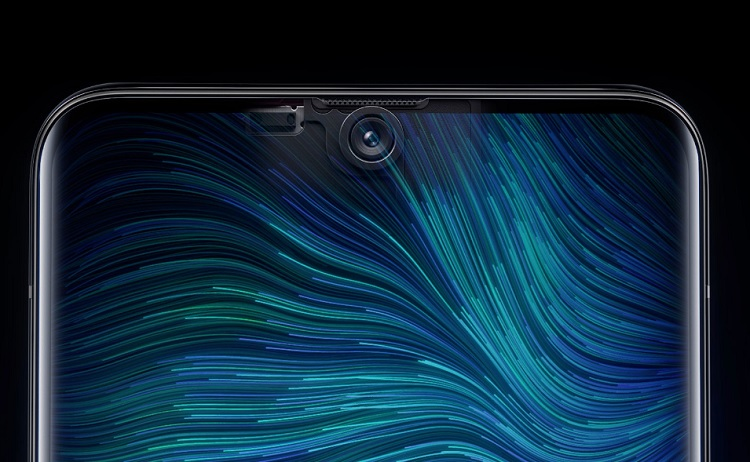 OPPO Showcases Its Under-Screen Camera