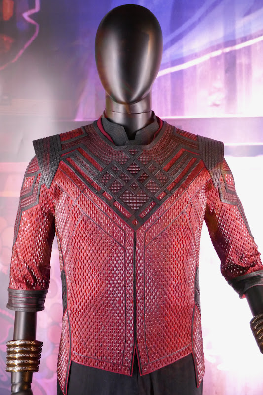 Shang-Chi movie costume