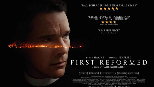 Second Sight: The Void of First Reformed