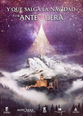 Antequera - Navidad 2019 - Cisco Muñoz