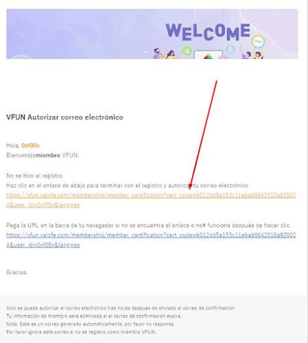 Email Vfun