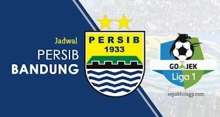 Jadwal Lengkap Persib Bandung Putaran Kedua Liga 1 2018