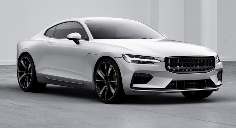 Volvo unveils first Polestar model, part of green vehicle  push in China