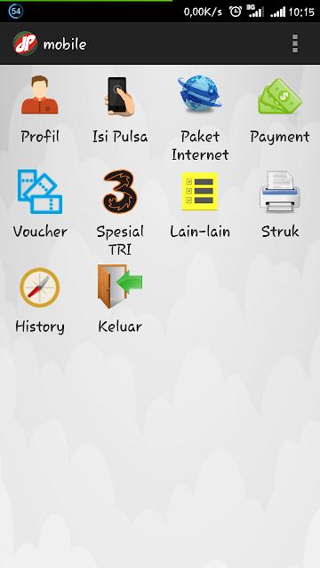Java Pay Aplikasi Untuk Jualan Pulsa Murah & Bayar Tagihan JavaPulsa.net
