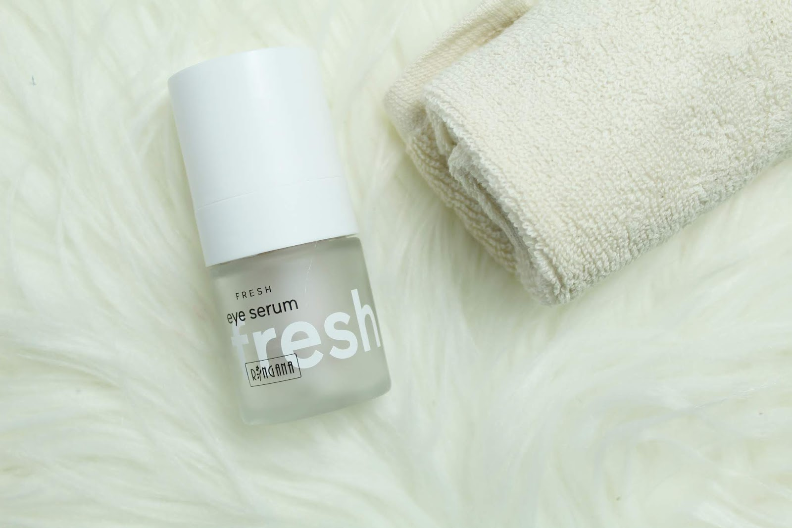 ringana fresh eye serum