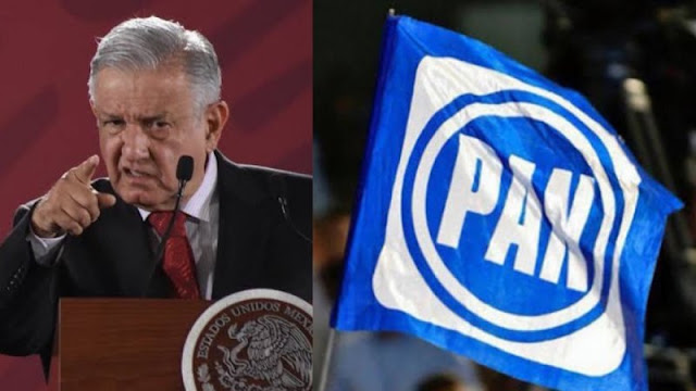 """PAN espera millones de nuevas afiliaciones, quiere a los """"AMLO ARREPENTIDOS"""" ¿Votarías por el PAN?"""