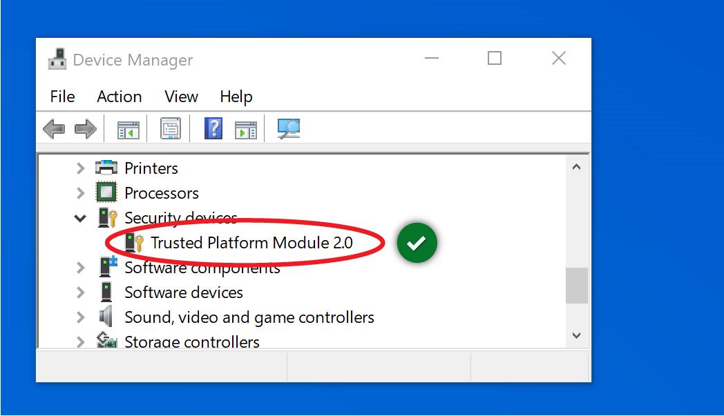Trusted Platform Module 2.0