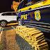 Dupla é presa com mais de 100 quilos de maconha escondidos em carro roubado
