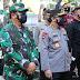 Blusukan Ke Bandung, Kapolri dan Panglima Mapping Kebutuhan Masyarakat Dampak PPKM Darurat