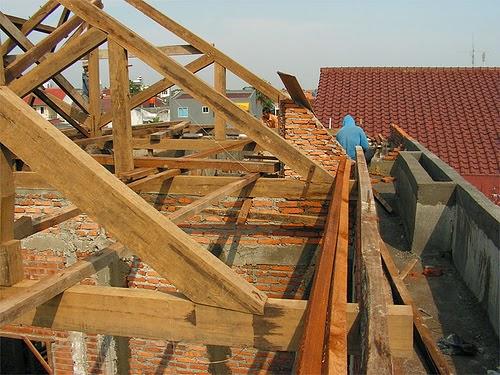 InfoMedia Digital Pengertian Kontruksi Atap Bangunan dan