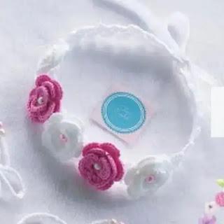 Diadema a Crochet