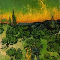 'Passeig a la llum de la lluna (Vincent Van Gogh)'