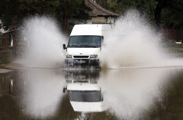 Vihar: apadnak a folyók, nem lesz újabb eső a héten