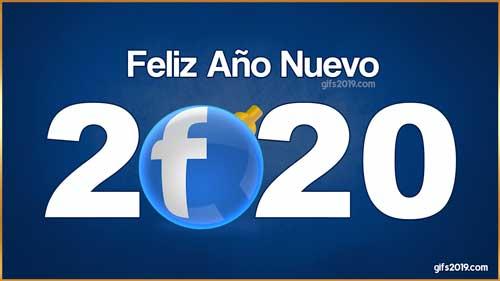 feliz año nuevo 2020 facebook
