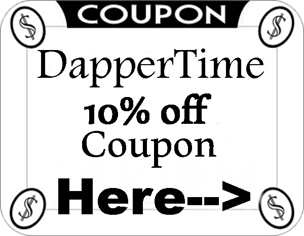 10% off Dappertime Discount Codes April, May, June, July, August, September 2017