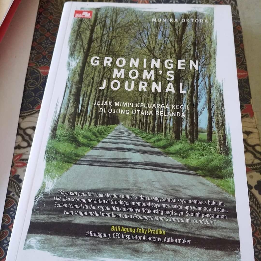 Review Buku : Groningen Mom's Journal