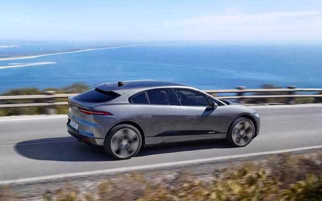 Jaguar I - Pace đạt điểm tối đa trong cả hai thử nghiệm va chạm của Euro NCAP