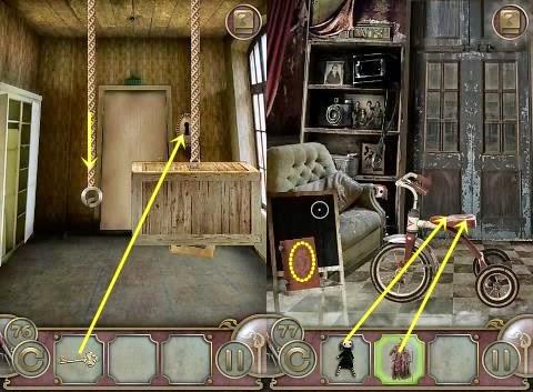 Escape the Mansion Level 76 77 78 79 80 Walkthrough