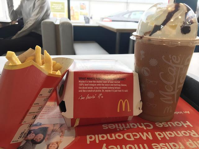 McDonald's Page Moss Huyton