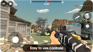 Danger Close FPS Mod Apk