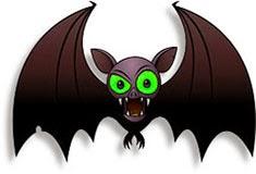 Gambar Animasi Vampir Dan Kelelawar  Update Area
