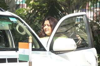 Actress Kushboo Latest Pictures in Salwar Kameez at Chinnathirai Producers ociation Press Meet 0007