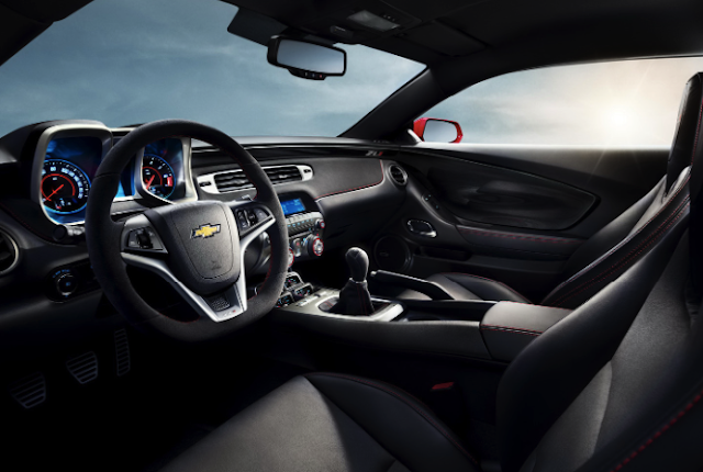 2017 Chevrolet Camaro ZL1 Coupe Review and Release