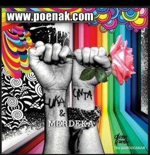 Lagu Glenn Fredly Album Luka Cinta dan Merdeka (2012)