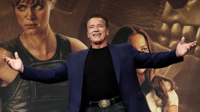 """Arnold Schwarzenegger confiesa que su cirugía de emergencia a corazón abierto fue """"una sorpresa"""""""
