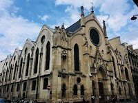 Home of the Extraordinary Form in Paris: Church of Saint-Eugène-Sainte-Cécile