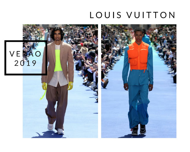 Louis Vuitton menswear 2019