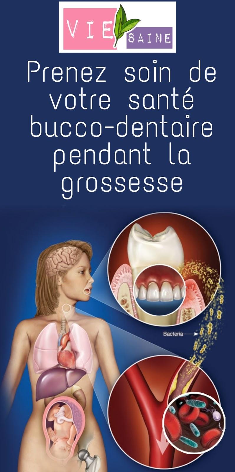Prenez soin de votre santé bucco-dentaire pendant la grossesse
